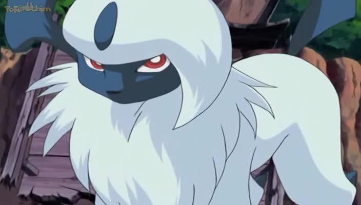 Pokemon Dublado Episódio - 384Absol-luto Desastre