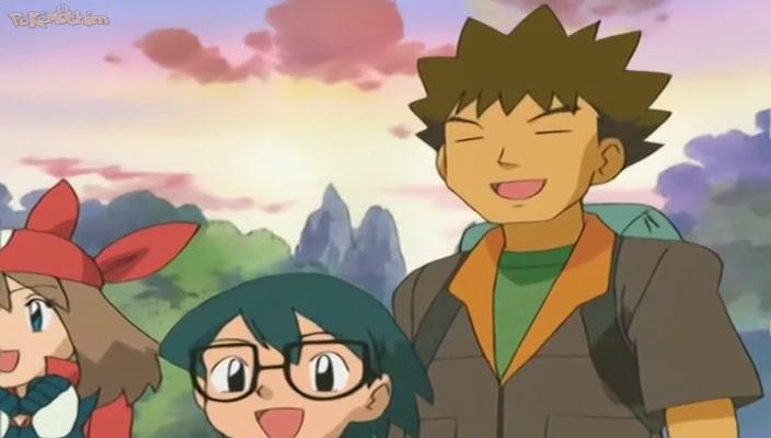 Pokemon Dublado Episódio - 391Expectativas de Encontro