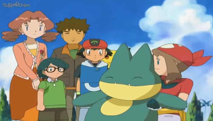 Pokemon Dublado Episódio - 398Hi Ho, Vento de Prata!