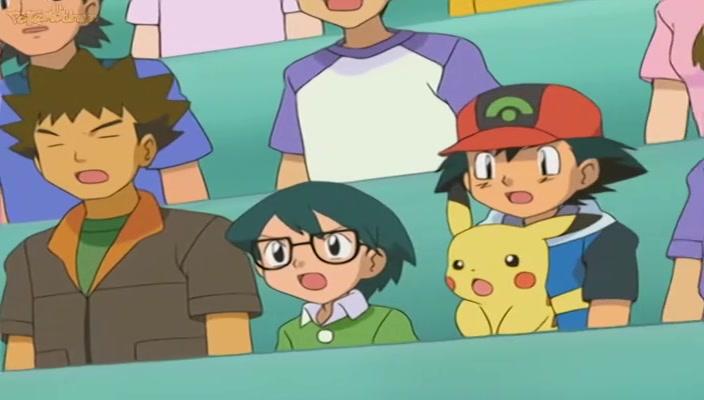 Pokemon Dublado Episódio - 400Rapsódia em Drew