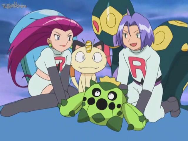 Pokemon Dublado Episódio - 401A Ilha do Tempo
