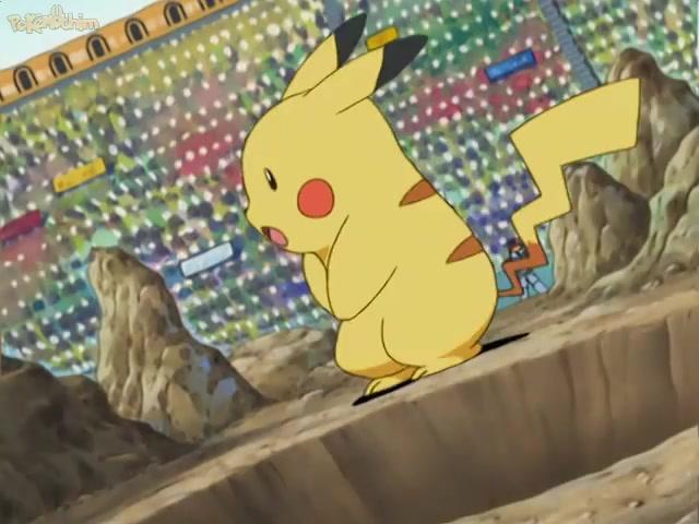 Pokemon Dublado Episódio - 405Choques e Bônus