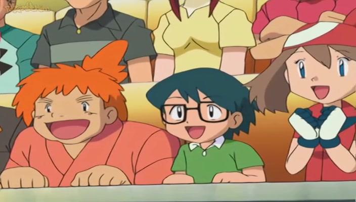 Pokemon Dublado Episódio - 408No Fim da Luta