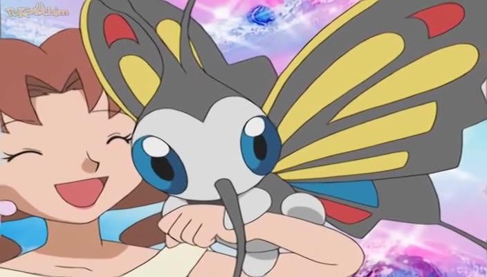 Pokemon Dublado Episódio - 409O Time do Esquema
