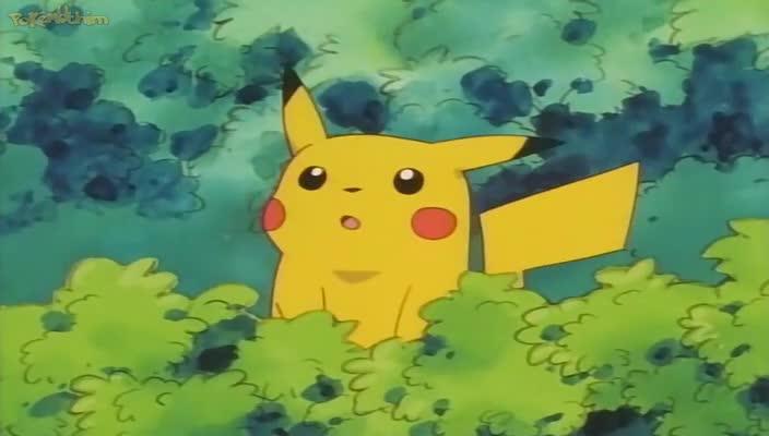 Pokemon Dublado Episódio - 41O Adeus de Pikachu!