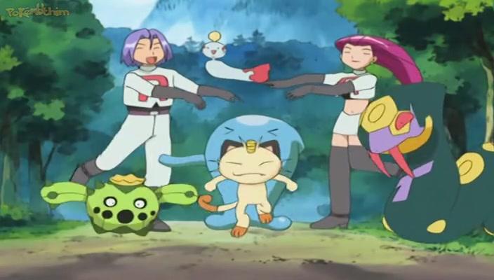 Pokemon Dublado Episódio - 411Uma Verdadeira Ajuda do Cleffa