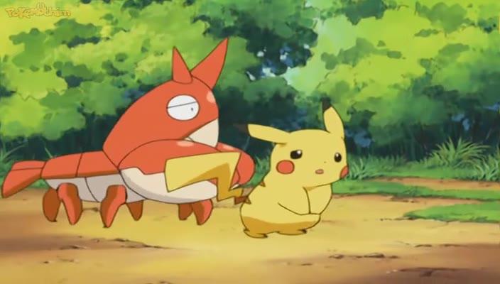 Pokemon Dublado Episódio - 414Obcecado Por um Onix