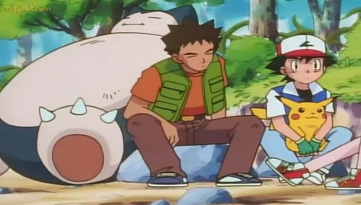 Pokemon Dublado Episódio - 43Acorde Snorlax!