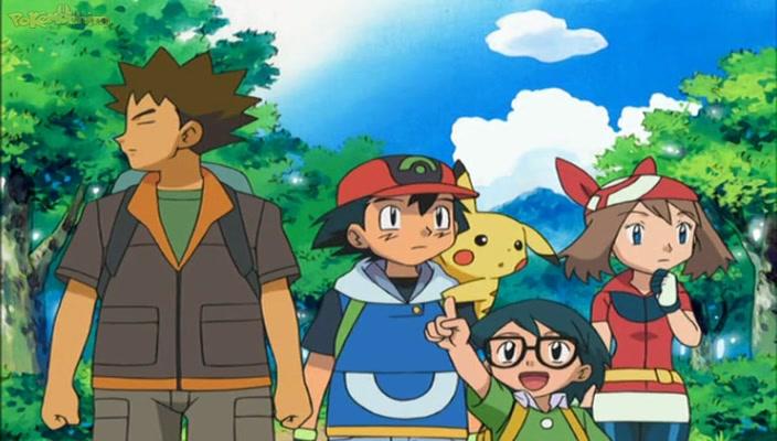Pokemon Dublado Episódio - 431Invertendo as Cargas
