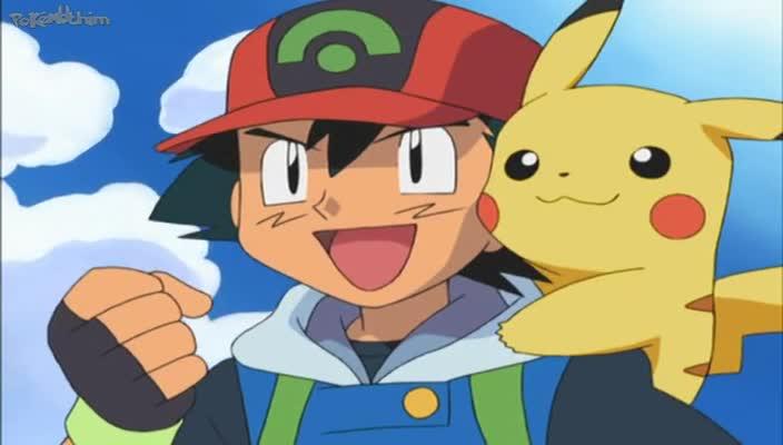 Pokemon Dublado Episódio - 432O Guardião Verde