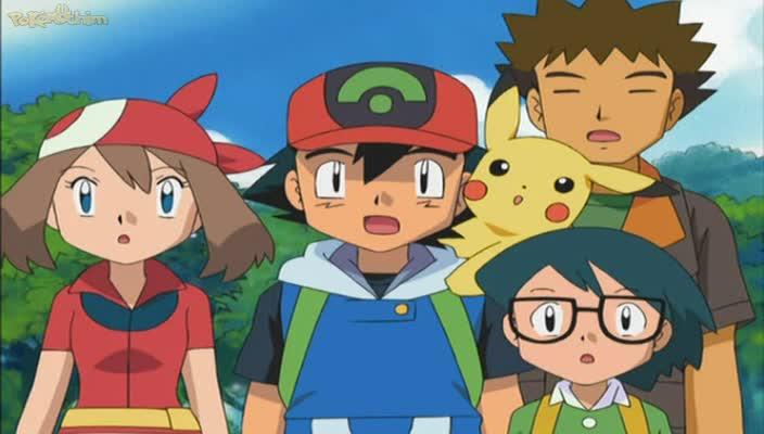 Pokemon Dublado Episódio - 436Fora do Caminho Inexplorado