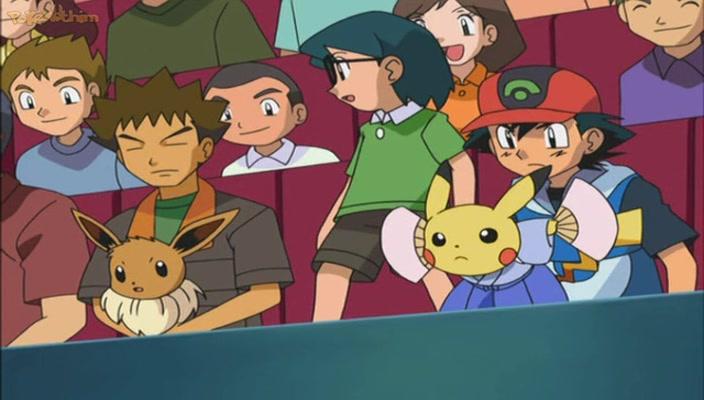 Pokemon Dublado Episódio - 437Harley se da Bem de Novo