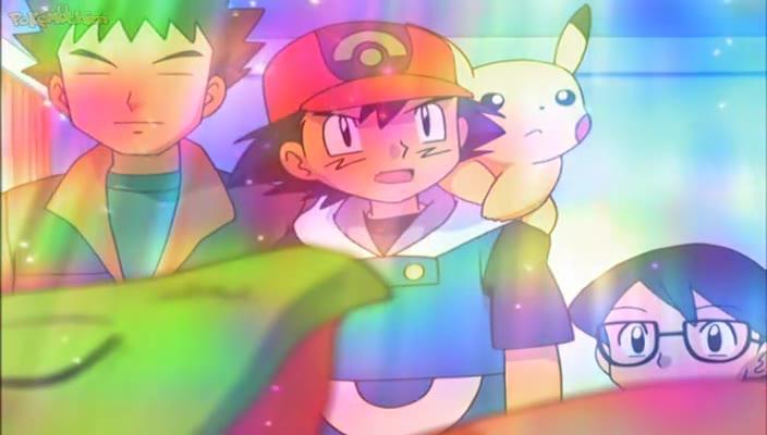 Pokemon Dublado Episódio - 438O Fora do Pokémon!