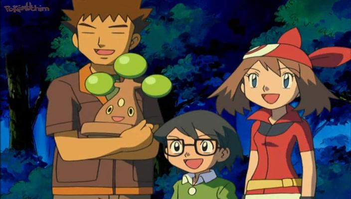 Pokemon Dublado Episódio - 440Cortando os Nós Das Amarras!
