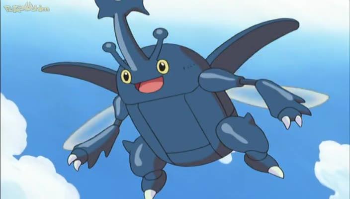 Pokemon Dublado Episódio - 441Uma Explosão de Opinião!