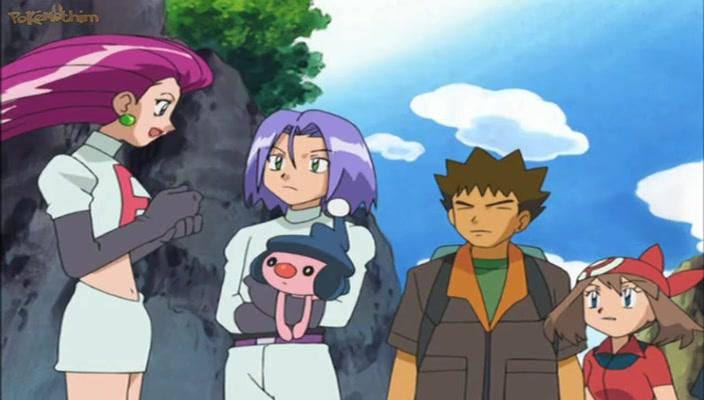 Pokemon Dublado Episódio - 449Guarda Pokémon – A Crise do Deoxys!Parte II