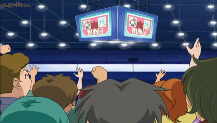 Pokemon Dublado Episódio - 452Indo Para o Sufoco!
