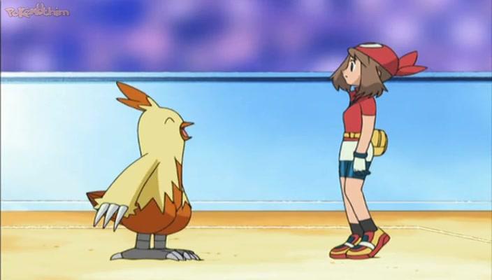 Pokemon Dublado Episódio - 459Canalizando a Zona de Batalha!