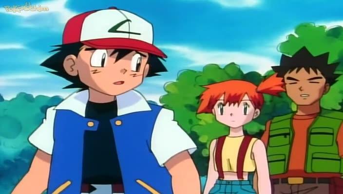 Pokemon Dublado Episódio - 46O Problema Com Paras!