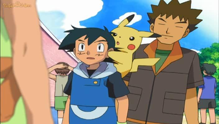 Pokemon Dublado Episódio - 460Aipom e a Circunstância!