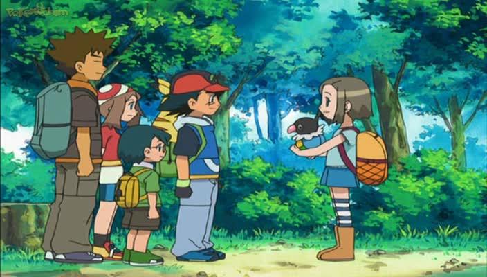 Pokemon Dublado Episódio - 461Estratégia Amanhã, Comédia Esta Noite!