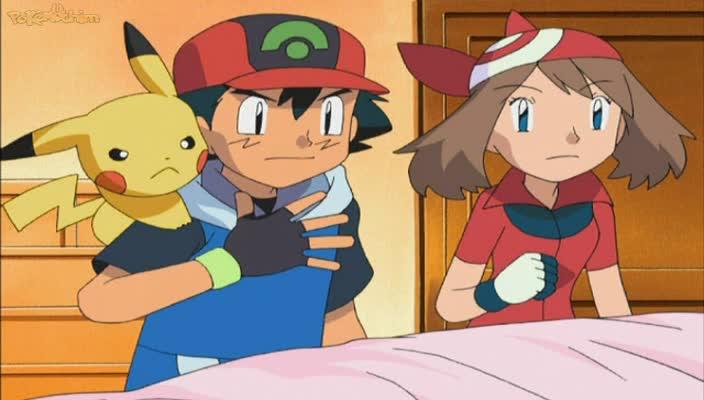 Pokemon Dublado Episódio - 465Um Conselho Saudável!