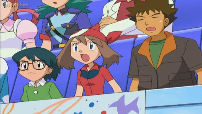 Pokemon Dublado Episódio - 467Passo – A Fronteira Final!
