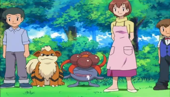 Pokemon Dublado Episódio - 468Mais uma Vez Cambaleando!