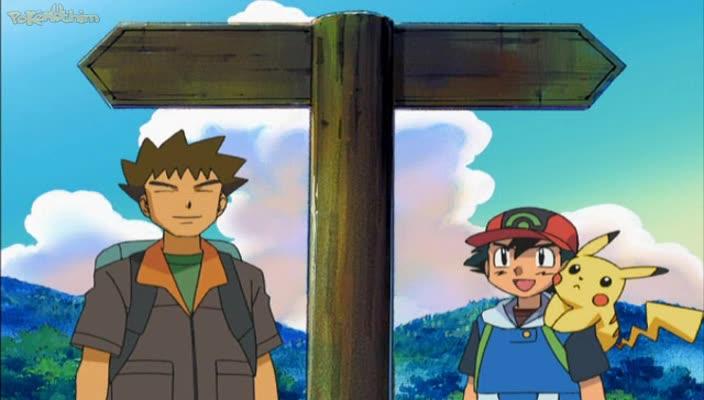 Pokemon Dublado Episódio - 469O Lar é o Inicio de Tudo!
