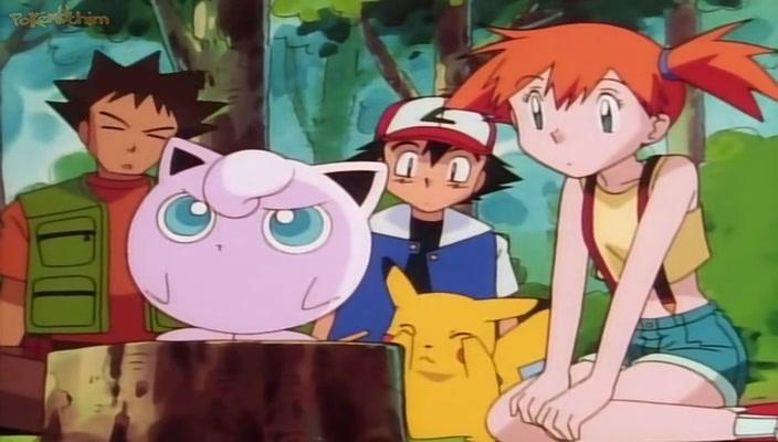 Pokemon Dublado Episódio - 47A Canção de Jigglypuff!