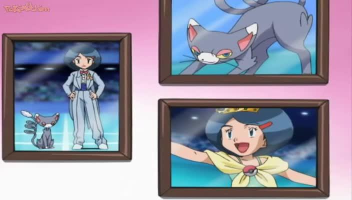 Pokemon Dublado Episódio - 470Seguindo na Viagem de Estreia!