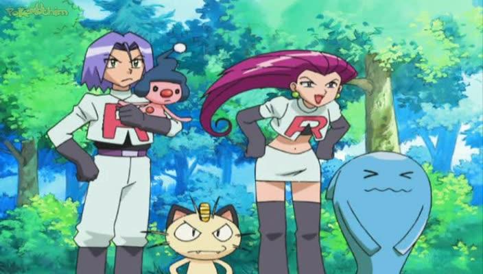 Pokemon Dublado Episódio - 471Dois Graus de Separação!