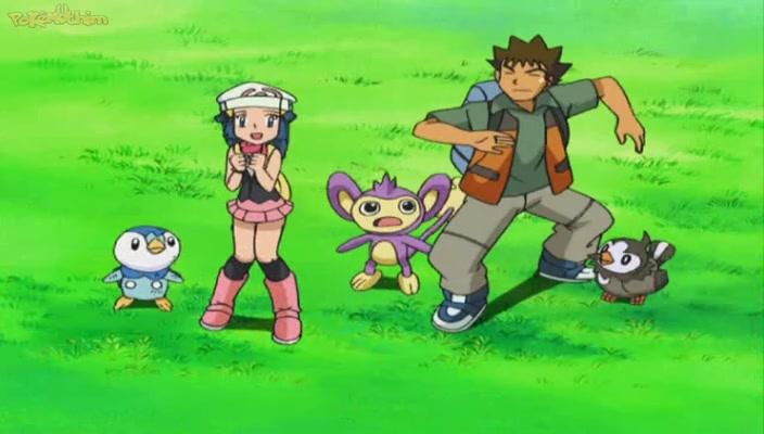 Pokemon Dublado Episódio - 472Quando os Mundos Pokémon Colidem!