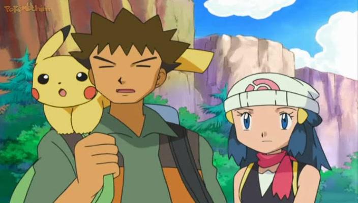 Pokemon Dublado Episódio - 475Duas Ações, Duas Reações!
