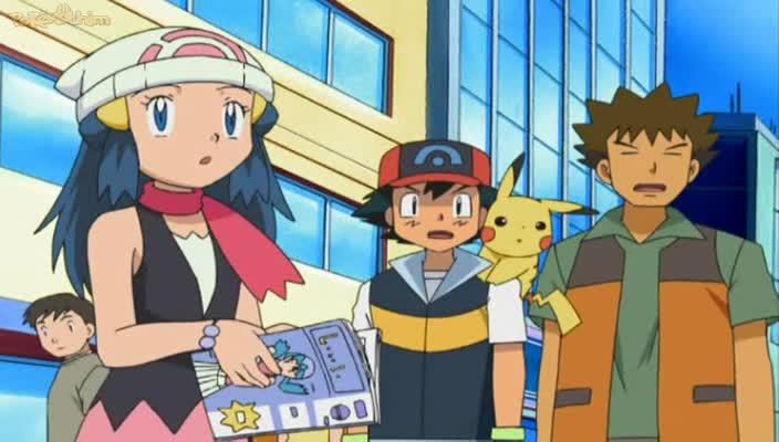 Pokemon Dublado Episódio - 479Na Moda do Poké-lógio!