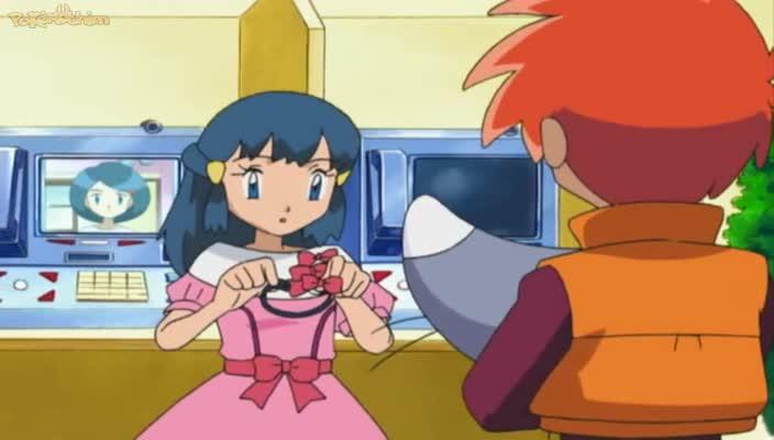 Pokemon Dublado Episódio - 480Montando um Ataque de Coordenador!