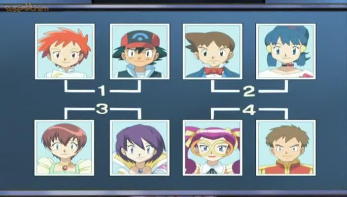 Pokemon Dublado Episódio - 481A Chegada de Uma Rival!