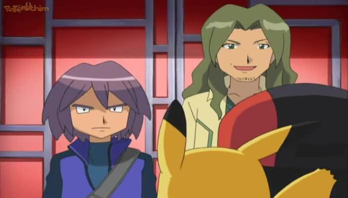 Pokemon Dublado Episódio - 484As Coisas São Como São!