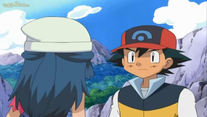 Pokemon Dublado Episódio - 486Selvagens nas Ruas!