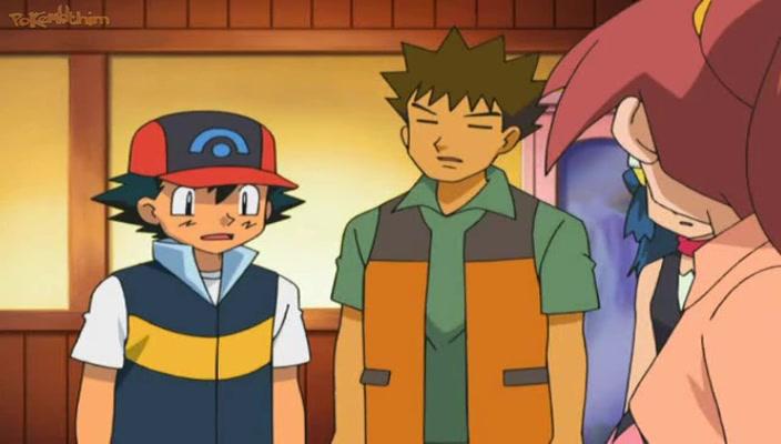 Pokemon Dublado Episódio - 493Preparando Uma Doce História!