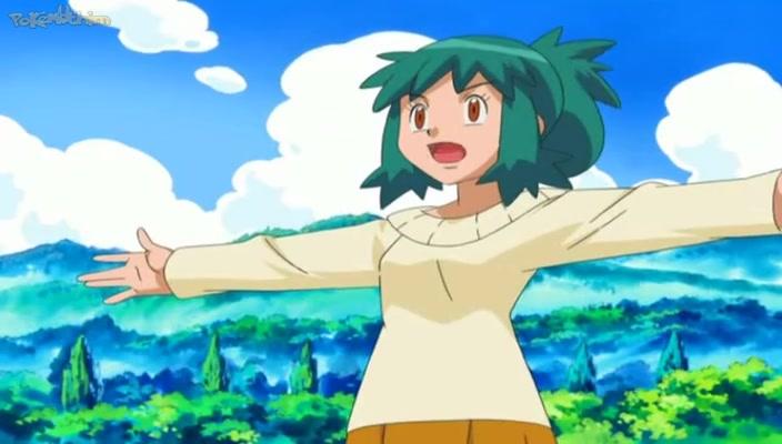 Pokemon Dublado Episódio - 494Ah, Você Sabe Fazer Poffins!