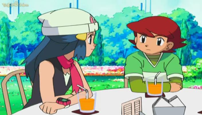 Pokemon Dublado Episódio - 495Nervosismo de Pré-Torneio!