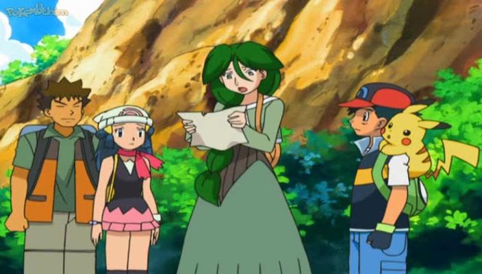 Pokemon Dublado Episódio - 499Doces Encantamentos!