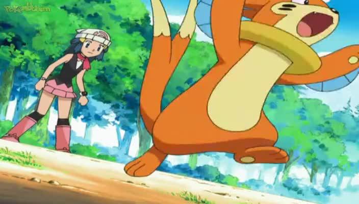 Pokemon Dublado Episódio - 504A Tropa de Elite!