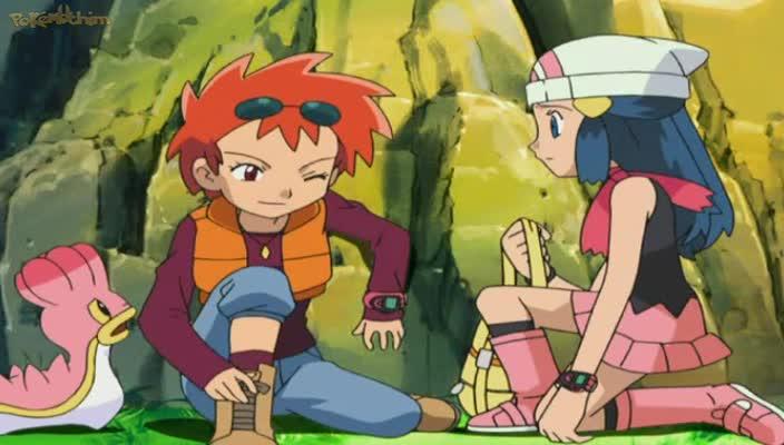 Pokemon Dublado Episódio - 510O Melhor Treinamento de Duplas!
