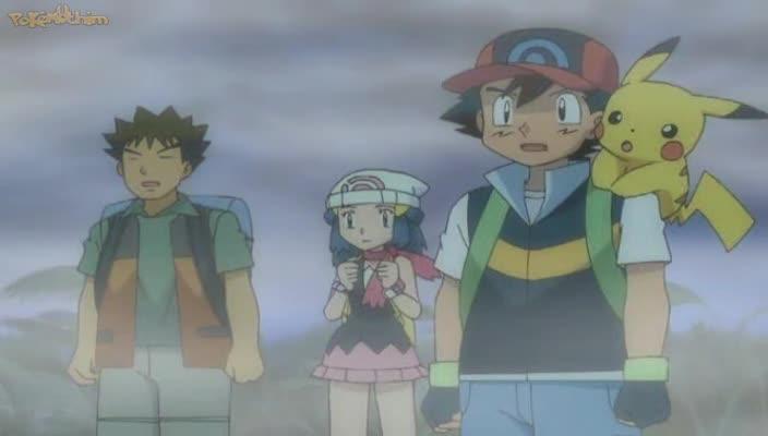 Pokemon Dublado Episódio - 512Mismagius no País das Maravilhas!