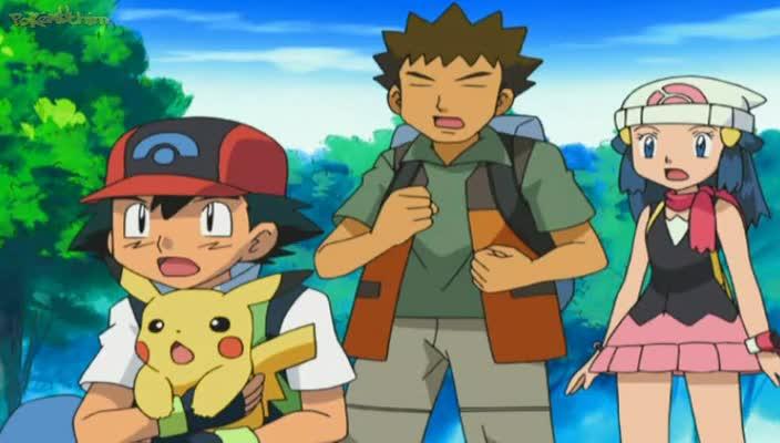 Pokemon Dublado Episódio - 514O Dia da Caça!
