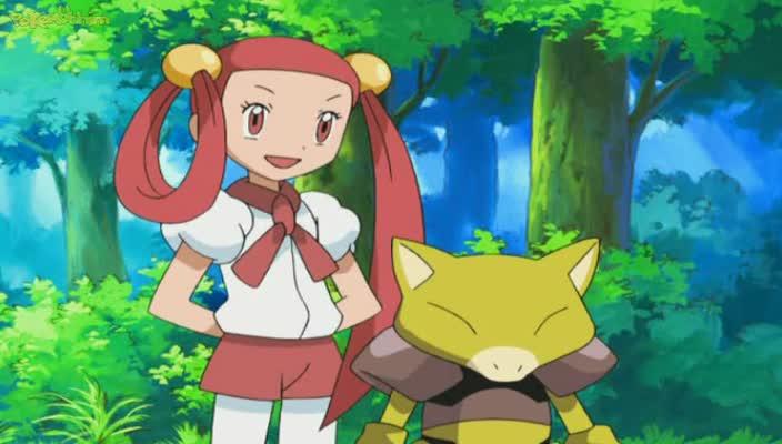 Pokemon Dublado Episódio - 516Sandshrew na Mira!