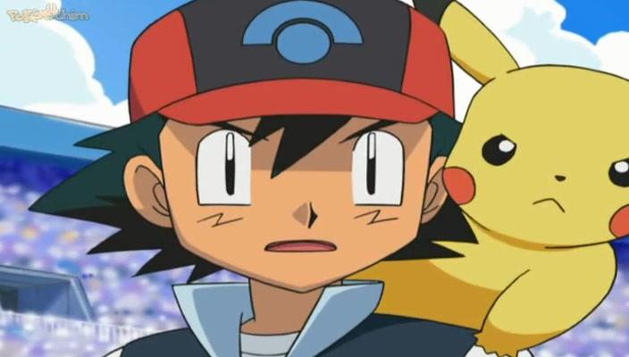 Pokemon Dublado Episódio - 519Batalha em Dupla, Aqui Vamos Nós!