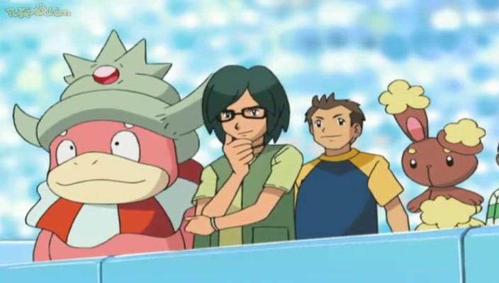 Pokemon Dublado Episódio - 521Tem Jeito de Espírito de Equipe!